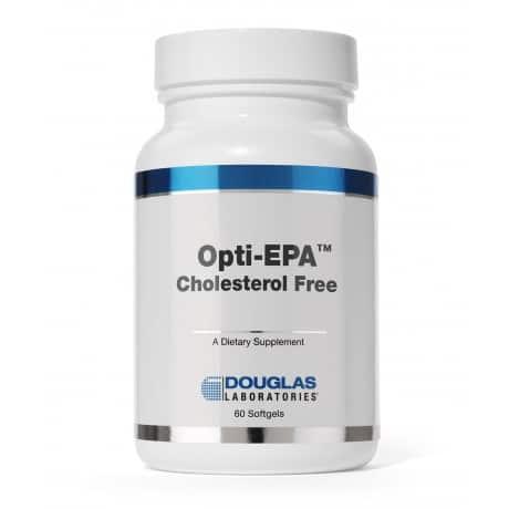 Opti-EPA (Cholesterol Free) 60sg by Douglas Laboratories