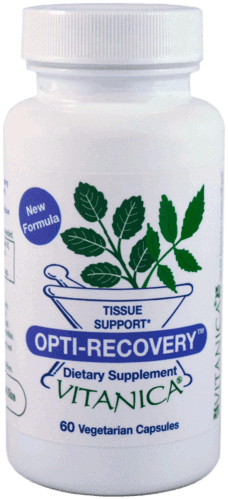 Opti-Recovery 60c by Vitanica