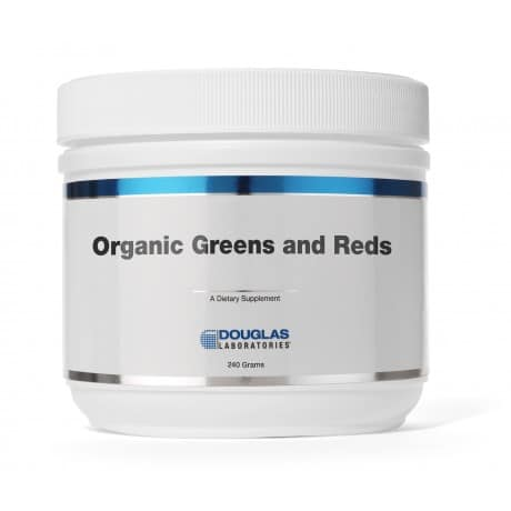 Organic Greens & Reds Powder by Douglas Laboratories