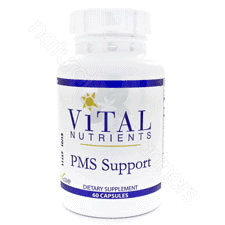 PMS Support 60c by Vital Nutrients