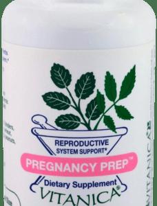 Pregnancy Prep 60c by Vitanica