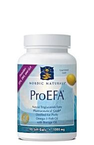 ProEFA Lemon 90sg by Nordic Naturals