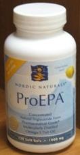 ProEPA/Lemon 120sg by Nordic Naturals