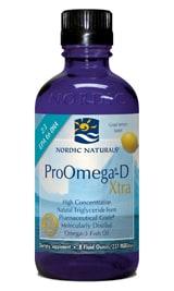 ProOmega-D Xtra 8oz by Nordic Naturals