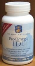 ProOmega LDL 1000mg 90sg by Nordic Naturals