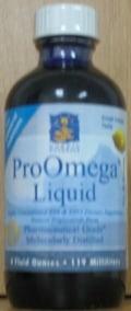 ProOmega Lemon 4oz by Nordic Naturals