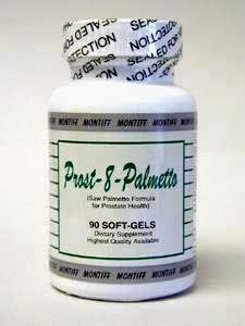 Prost 8 Palmetto 160 mg 90 gels by Montiff