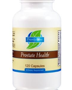 Prostate Health 120c by Priority One