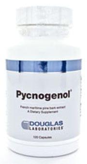 Pycnogenol 25mg 120c by Douglas Laboratories