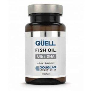 Quell Fish Oil High DHA by Douglas Laboratories