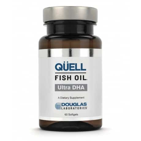 Quell Fish Oil High DHA by Douglas Laboratories