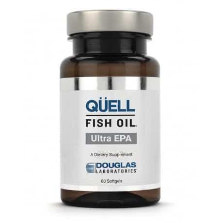Quell Fish Oil High EPA by Douglas Laboratories