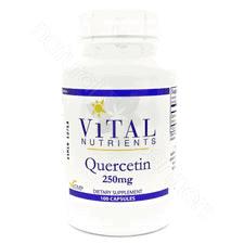 Quercetin 250mg 100c by Vital Nutrients
