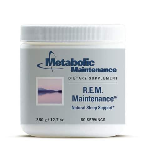 REM Maintenance 366 g - 60 servings by Metabolic Maintenance