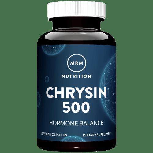 Chrysin 500 mg by Metabolic Response Modifier