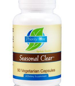 Seasonal Clear 90c (Allergy Plus) by Priority One