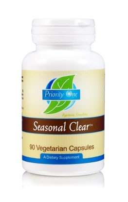 Seasonal Clear 90c (Allergy Plus) by Priority One
