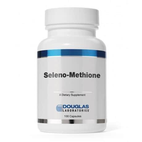 Seleno-Methionine 200mcg 100c by Douglas Laboratories