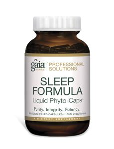 Sleep Formula 60c by Gaia Herbs
