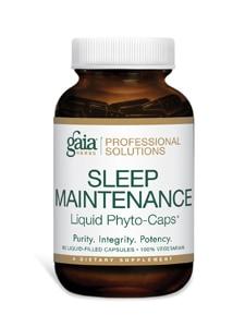 Sleep Maintenance 60c by Gaia Herbs