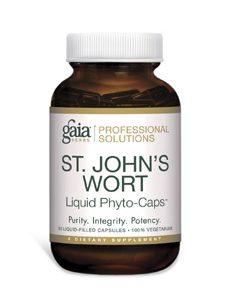 St. Johns Wort 60c by Gaia Herbs
