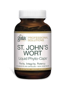 St. Johns Wort 60c by Gaia Herbs