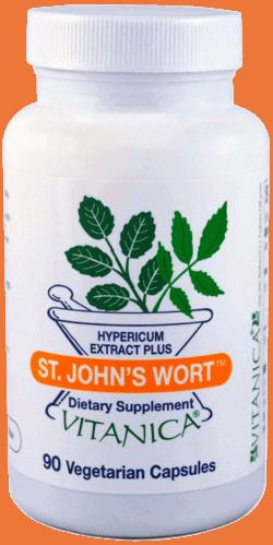 St. John's Wort 90c by Vitanica