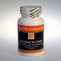 Stomach Tabs 90t by Heatlh Concerns