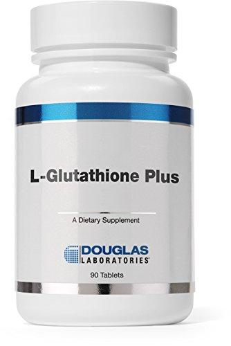 Sublingual L-Glutathione Plus 90t by Douglas Laboratories