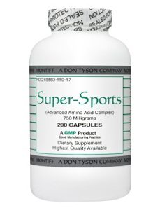 Super-Sports 750 mg 200 caps by Montiff