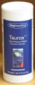 Taurox/High Potency Pellets 90p by Allergy Research Group