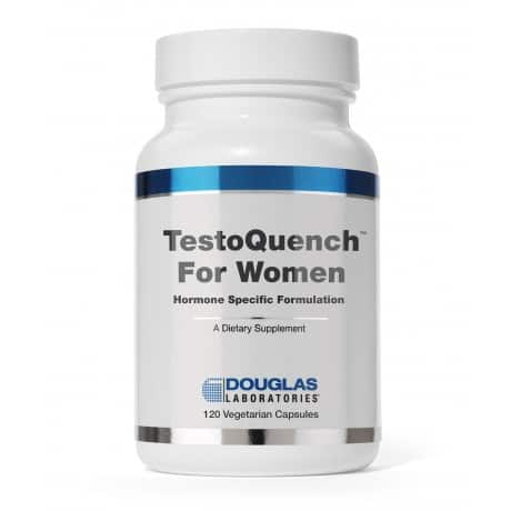 TestoQuench for Women 120c by Douglas Laboratories