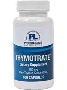 Thymotrate 150mg 100c by Progressive Labs
