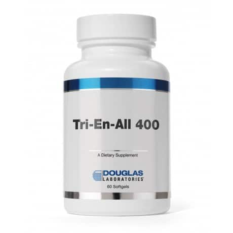 Tri-En-All 400 60sg by Douglas Laboratories