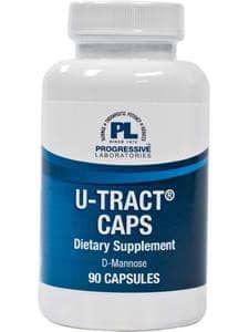 U-Tract Caps 90c by Progressive Labs