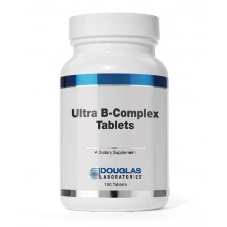 Ultra B-Complex 100t by Douglas Laboratories