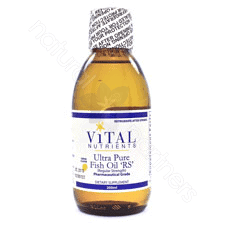 Ultra Pure Fish Oil RS 200ml by Vital Nutrients