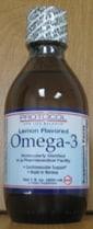 Ultra Omega-3 lemon 7oz by Protocol