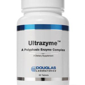 Ultrazyme 60t by Douglas Laboratories