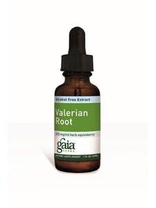 Valerian Root A/F 1oz by Gaia Herbs