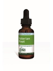 Valerian Root A/F 2oz by Gaia Herbs