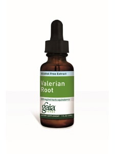 Valerian Root A/F 2oz by Gaia Herbs