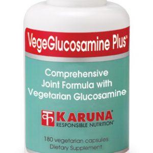 VegeGlucosamine Plus 180c by Karuna