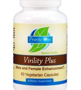 Virility Plus 60 caps by Priority One