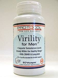 Virility for Men by Protocol