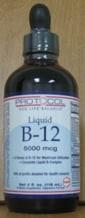 Vit B-12 Liquid Tri-Formula 5