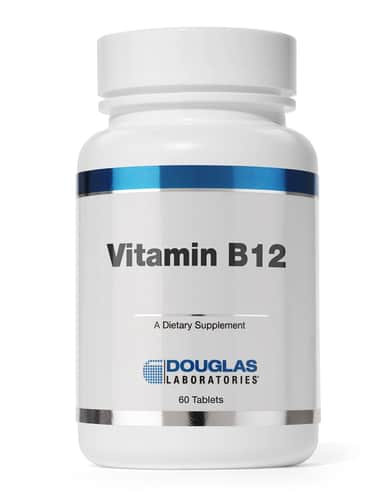 Vitamin B12 60t by Douglas Laboratories