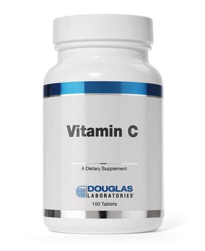 Vitamin C 1000mg 100t by Douglas Laboratories