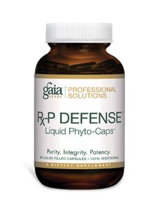 Whole Body Defense Rx-P 60c by Gaia Herbs/Professional Solutions