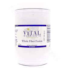 Whole Fiber Fusion Powder 261g by Vital Nutrients
